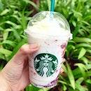 Going coco over Starbucks' Coconut Strawberry Bliss Frappuccino