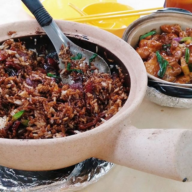 Xiang Jiang Claypot Chicken Rice