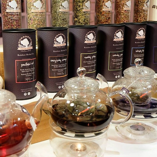 Re-discover and gain a better appreciation for unique tea blends at the inaugural Singapore Tea Festival 2017!