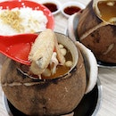 Old Coconut Chicken Soup
