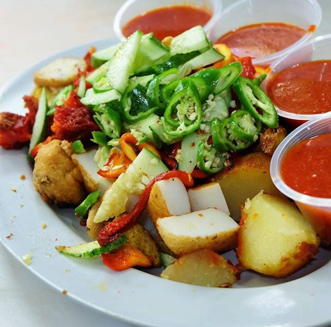Go-to Indian Rojak For The Westies