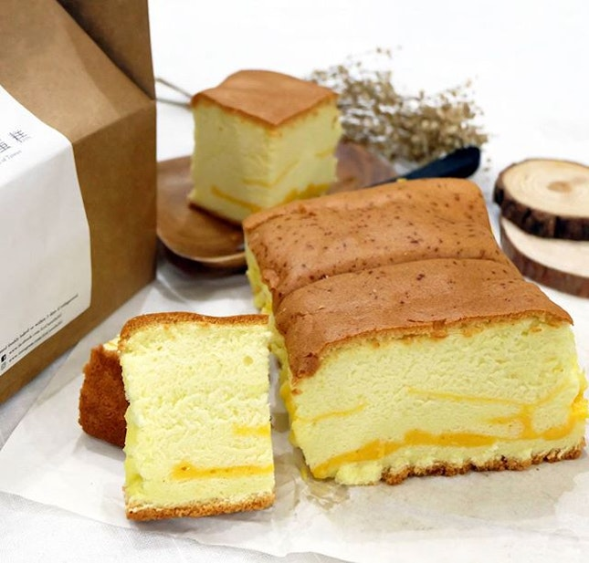Original & Cheese Castella