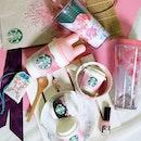 Starbucks Singapore's 🌸 Sakura Season is here!