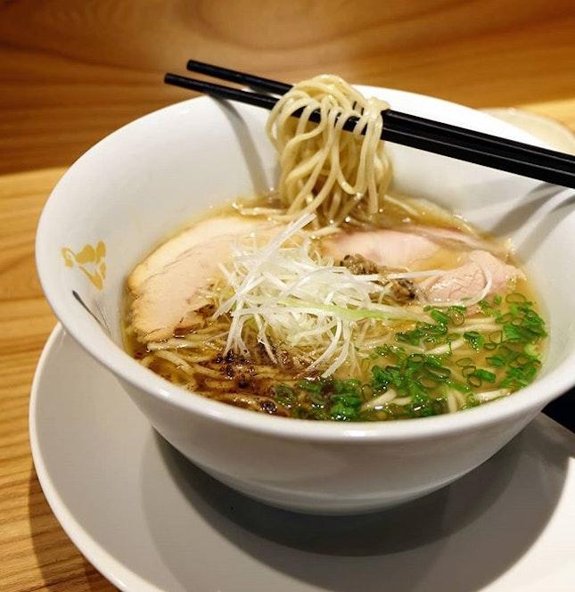 Shoyu Hamaguri Soup Signature