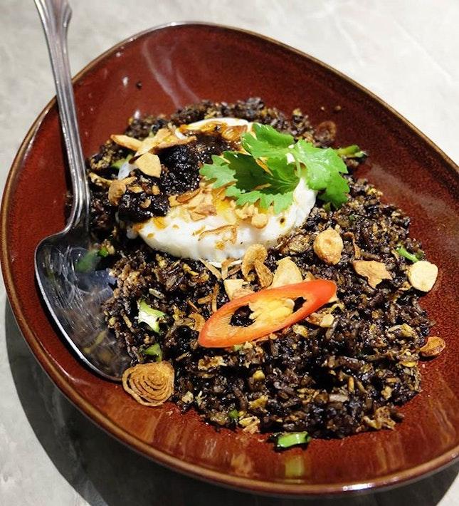 Sambal Buah Keluak Fried Rice