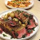 Roast Australian Grass-fed Beef Sirloin with Natural Jus