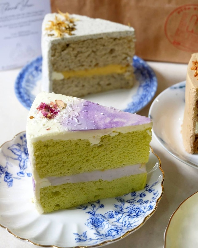 Orh Nee Sliced Cake