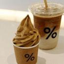 % Blend Soft Cream