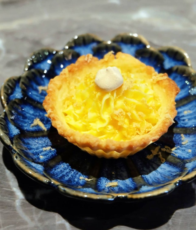 Tart Limau (Part of the Lunch Set)