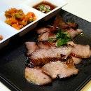 Chef Joel's BBQ Pork Cheek