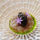 Hand-Dived Scallop Tartare [Part of the Five-course Degustation menu ($188)]