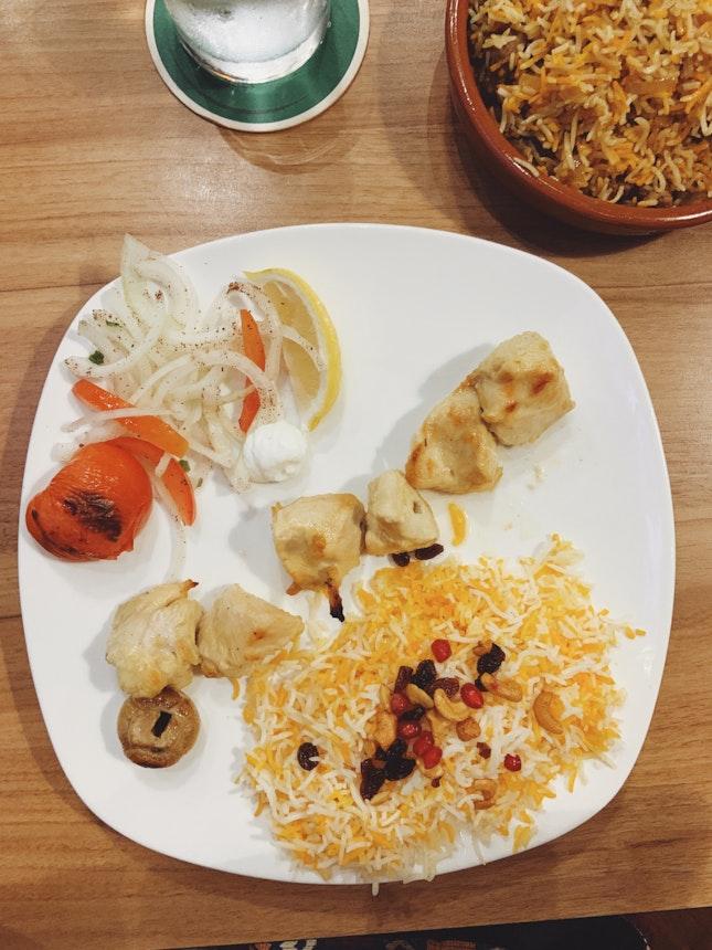 Shish Taouk | BB Main Dish Deal