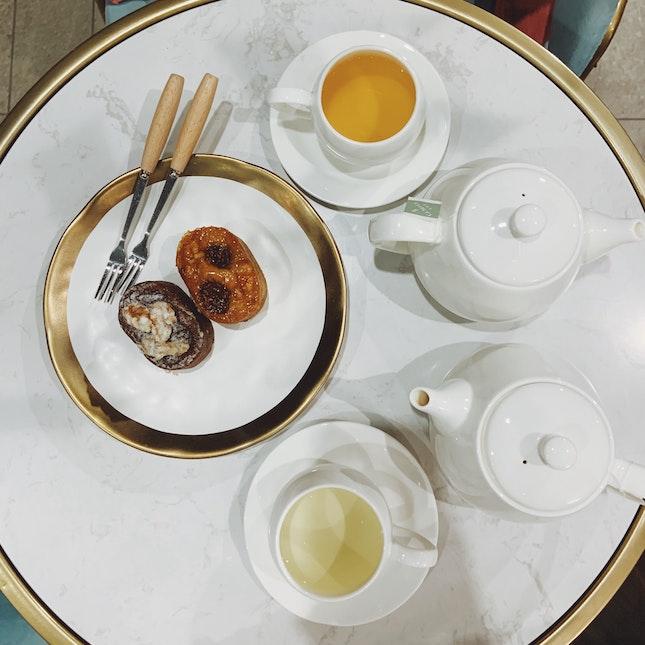Hot Tea | BB Cake & Espresso Classic/Tea Deal