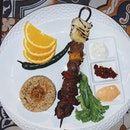 Beef Kebab | BB 3 Course Set Menu — Main