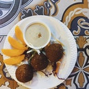 Falafel (Vegetarian) | BB 3 Course Set Menu — Starter