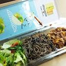 Fresh salads from Munch
