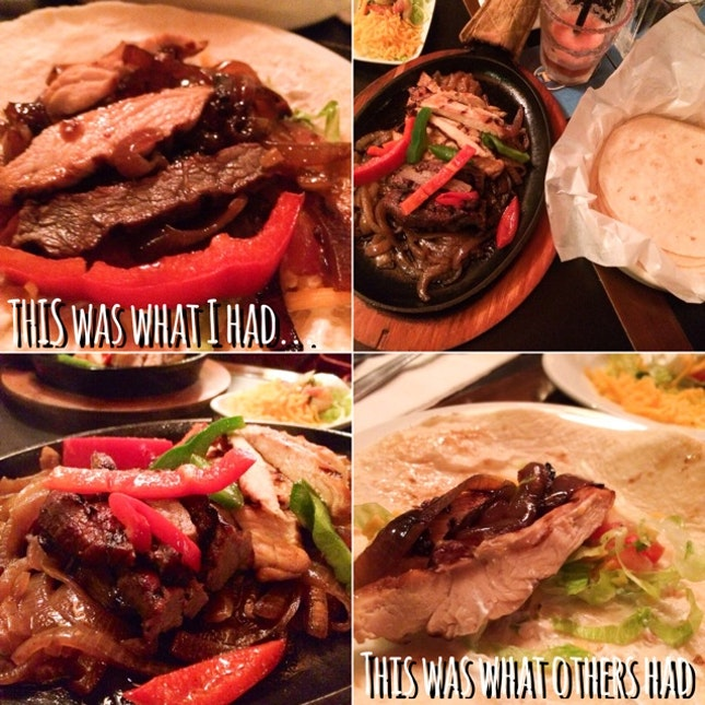 Chicken-Beef Fajitas