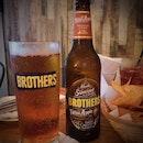 Brothers Toffee Apple Premium Cider.