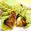 Have you tried the Nasi Lemak Curry Puff from Old Chang Kee?