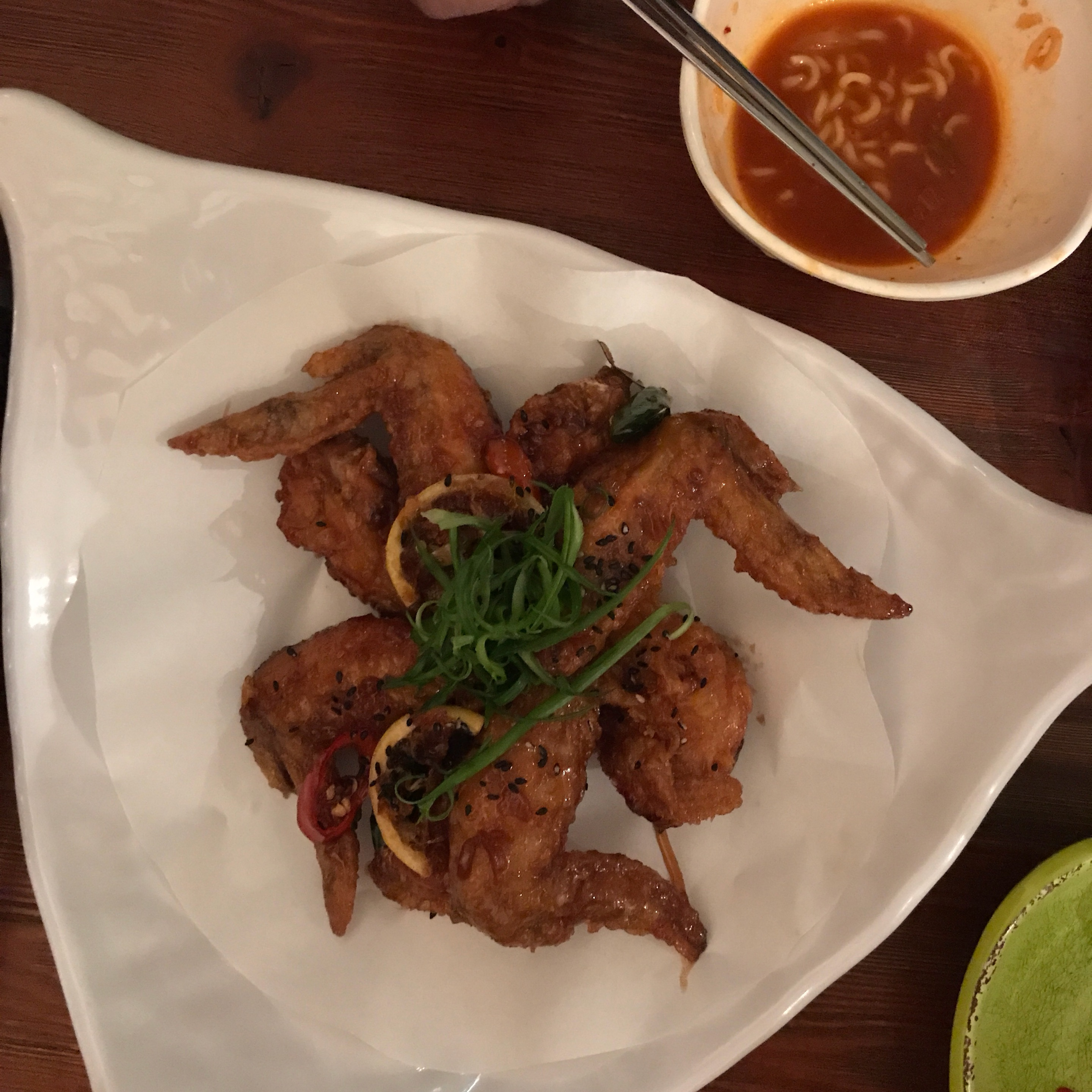 Honey Shiok Fried Chicken ($25)