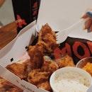 Mona Crispy Chicken Rice Box ($6.90)