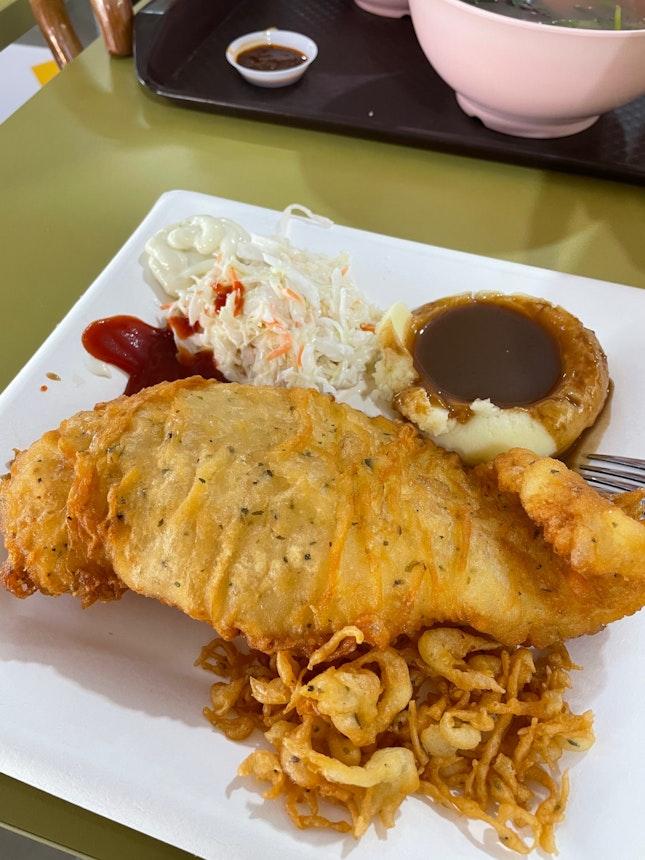 Decent Fish & Chips