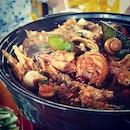 Chicken pot #burpple #foodporn #dinner #chickenpot #chicken