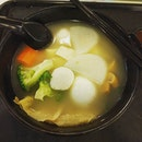 Yong tau foo #burpple #foodporn #lunch #yongtaufoo