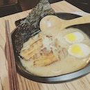 Shoyu ramen #burpple #foodporn #dinner #japanese #ramennoodles