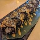 Special Warakuya Roll #burpple #foodporn #lunch #japanese