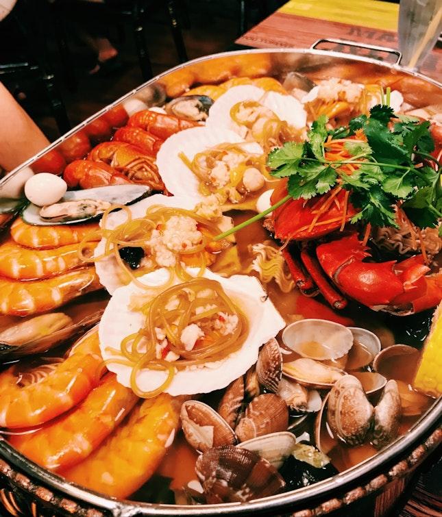 Seafood Aplenty
