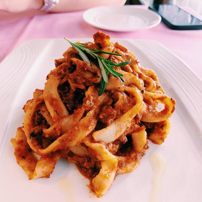 Superb Italian Food