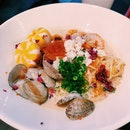 Uni Cream Seafood Ramen