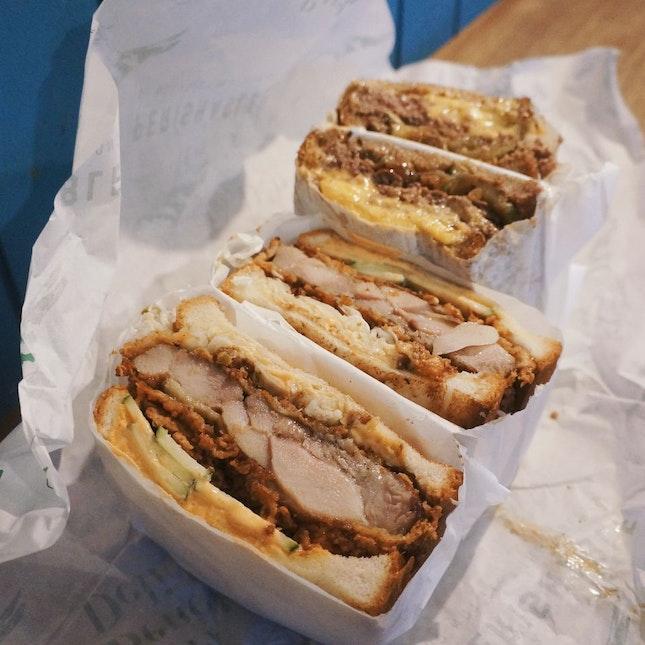 siiiiiick sandwiches