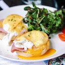 Slow-Poached Eggs Royale Wafu Style