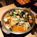 sent via @latergramme hotpot time to celebrate my boss's departure