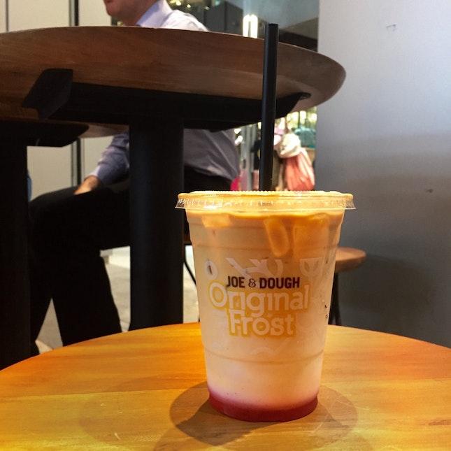 Bandung Iced Latte ($6.30)