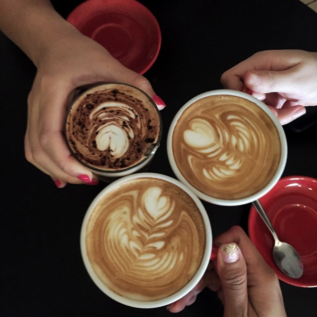 Massive Coffee Cravings..... Again.