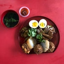 Jap Style Duck Rice Bento Set
