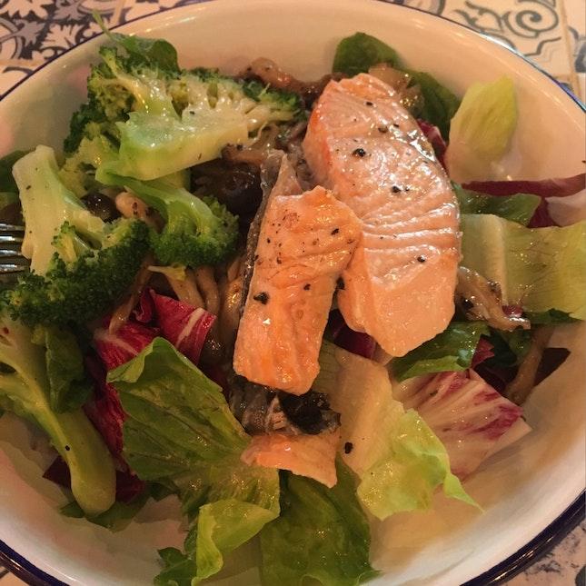 Customized Salmon Salad