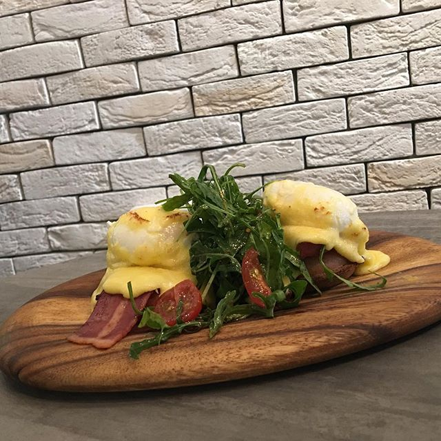 Milk and honey egg Benedict  #burpple #sgfood #finedining #bonappetit #foodlove #foodculture #foodjourney #foodforthesoul #gastronomy #gastropost #food #photooftheday #foodporn #instafood #yummy #amazing #photo #sweet #dinner #lunch #breakfast #tasty #foodie #delicious #eat #hungry