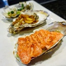Indulge in the Oyster Trio and Prawn Duo at Gyu Tetsu in Japan Foods Garden  Are you a fan of Japanese Teppanyaki?