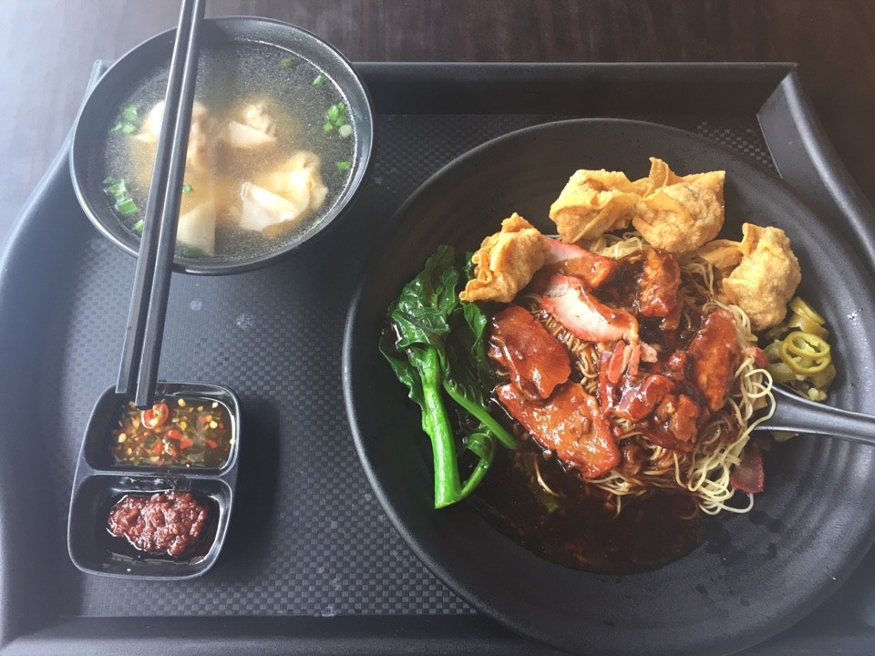Wong Kee Wanton Noodle (Timbre+)