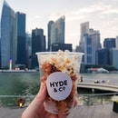 Honey Popcorn chicken @ hyde&co  Had to check out the MBS carnival just before it moved 2 weeks back.