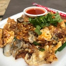 Song Kee Oyster Omelette