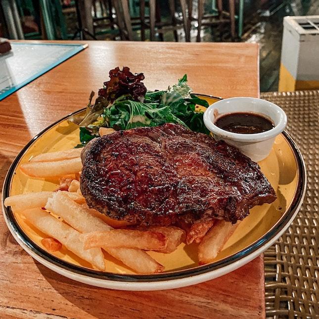 Tender Beef Steak