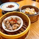 Hong Kong Dim Sum Shop (Liang Seah Street)
