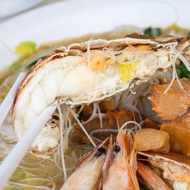 XIAN Seafood White Bee Hoon