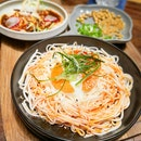 Spicy Noodle Dish From Lunch Menu