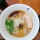 Shoyu Hamaguri Soup Ramen ($14.90)